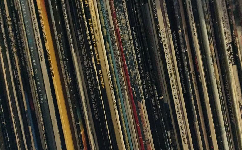 Was sind schon fast 100 neue Schallplatten?