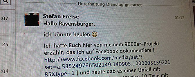 Ravensburger kann es