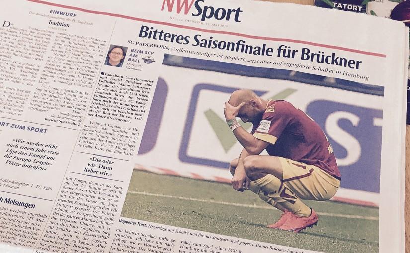 Daniel Brückner, Fußballgott!