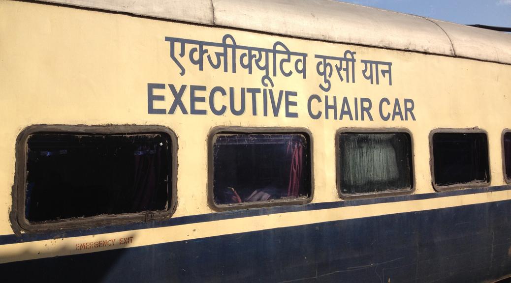 Indien // Zug
