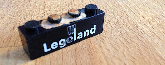 Lego mio!