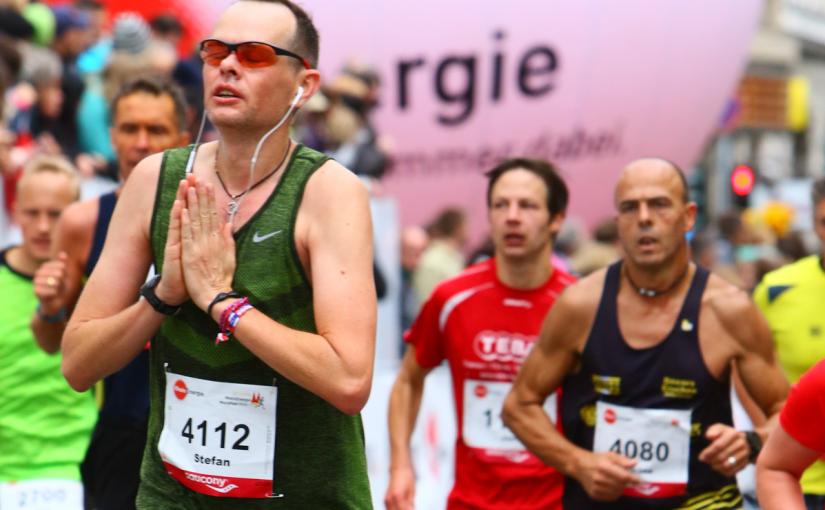 Es gibt viel mehr, als Marathons zu laufen oder Marathons doof zu finden.