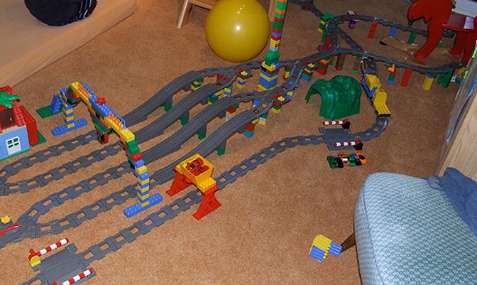 Großspurig [ Lego Duplo Train #10 ]