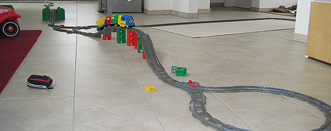 The Long Road [ Lego Duplo Train #7 ]